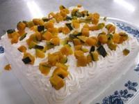 10月のお誕生ケーキ - 介護老人保健施設 大津ケアセンター ブログ