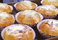 惣菜パン2種 - ~あこパン日記~さあパンを焼きましょう