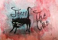 黒猫のジェシー - fumitomochida.diary