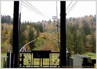 北海道の秋-4霧の旭岳 - 野鳥の素顔 <野鳥と日々の出来事>