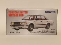 トミーテック・LV-N175a クラウンHTロイヤルサルーン(白) - 燃やせないごみ研究所