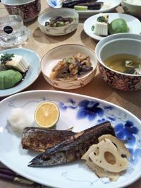 晩ごはん - 福岡おでかけと食日記