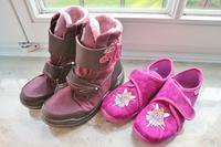 Ricosta(リコスタ)の雪用ブーツとSuperfit(スーパーフィット)の室内履き☆ - ドイツより、素敵なものに囲まれて②