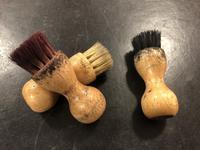 ペネトレイトブラシの魅力 - 池袋西武5F靴磨き・シューリペア工房