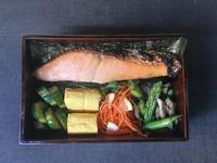 10/30海苔鮭弁当 - ひとりぼっちランチ