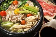 ■【簡単!豚しゃぶ鍋】ちょい膳クッカーで一人鍋^0^ - 「料理と趣味の部屋」
