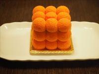 マスカルポーネのケーキ@シャングリラホテル東京 - 人形町からごちそうさま