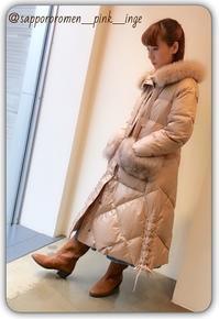 PINK HOUSE☆Coat Collection③ - 札幌路面店 PINKHOUSE INGEBORG ときめきの宝石箱