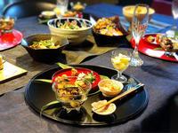 ホームパーティーは、友人の結婚を祝う会♡ - Coucou a table!      クク アターブル!