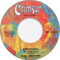 Soul Survivors ‎– Explosion In Your Soul / Dathon's Theme - まわるよレコード ACE WAX COLLECTORS