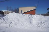さて、今年の雪は? - 函館の建築家 『北崎 賢』日々の遊びと仕事