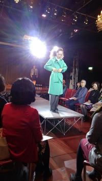 ファッションショー - ウルスラソーイングショップ(旧テディベア等のブログ) Urslazuli