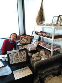 マルシェ参加してきました。 - RUBY'S ROOM 女性彫師megumi's Blog(HotRubyTattoo)