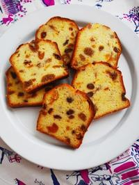 フルーツケーキ♪ - This is delicious !!
