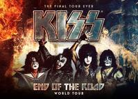 KISS ファイナルツアー、詳細の第一弾が発表 - 帰ってきた、モンクアル?