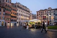 スペイン広場(P.za Spagna)  と トレヴィの泉(Fontana di Trevi) - Keiko's life style