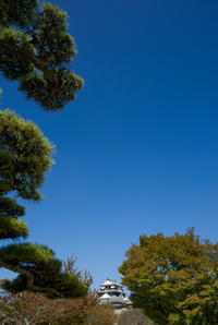 松山城 - かたくち鰯の写真日記2