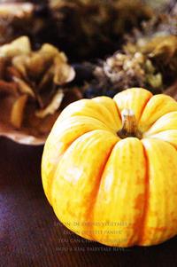 Happy Halloween☆ - 木曜茶会と日々の香草・薬草ノート