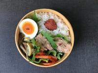 10/31鯖水煮缶弁当 - ひとりぼっちランチ