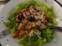 究極のフードリスト50068.地中海のたこ料理(イタリア・クロアチア) - Da bin ich! -わたしはここにいます-