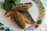 【秋刀魚の竜田揚げ(レシピ)】 - モンスーンの食卓日記