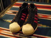 "1980's "" adidas "" SUPERSTAR2 ??NBA別注モデル?? - BAYSON BLOG"