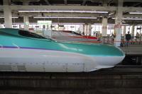 独りで走れるもんっ!① - 新幹線の写真