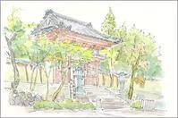 特別講座「淡彩風景画講座」参加者募集のお知らせ - 大阪の絵画教室|アトリエTODAY
