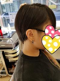 女性のツーブロックスタイル - ヘアーサロンササキ(釜石市大町)のブログ