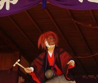 嵯峨大念仏狂言秋季公演④千本ゑんま堂狂言による「鬼の念仏」 - たんぶーらんの戯言
