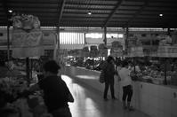 Morning market - floating mind
