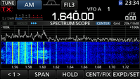 IC-7300でTP-DX - BCL再入門