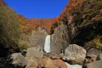 長野・新潟県境にある苗名滝に行ってきました。ぷち空撮付き - 野沢温泉とその周辺いろいろ