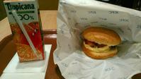 KFC『フィレたまサンド』 - My favorite things