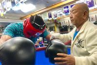 バケツの氷水 - 本多ボクシングジムのSEXYジャーマネ日記