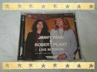 JIMMY PAGE & ROBERT PLANT / LIVE IN TOKYO - 無駄遣いな日々
