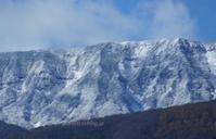 蔵王山・初冠雪 - 標高480mの窓からⅡ
