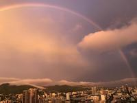 Happy rainbow^.^ - Takako's Diary