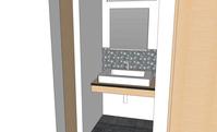 内装イメージパース - 桂建設の日々ブログ