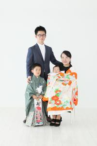 七五三+初宮参り - photo studio コトノハ