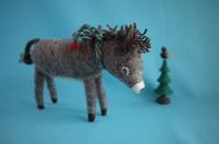 ロバさん - こひつじ的生活~羊毛フェルトで作る小さな世界
