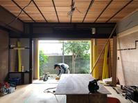 奈良町西村邸   町家再生計画6 - 国産材・県産材でつくる木の住まいの設計 FRONTdesign  設計blog