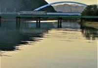 夕凪の橋梁 - ゆる鉄旅情