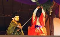 嵯峨大念仏狂言秋季公演⑤千本ゑんま堂狂言による「紅葉狩(もみじがり)」 - たんぶーらんの戯言