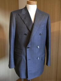 「DOLCE VITA」×「岩手のスーツ」=格調の高い色気 編 - 服飾プロデューサー 藤原俊幸のブログ
