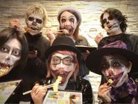 2018ハロウィン🎃終了ありがとうございます - 渋谷のヘアサロンROOTSのブログ