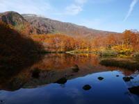 鳥海山 鶴間池の紅葉 - tokoya3@
