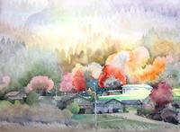 高原の秋 - ryuuの手習い