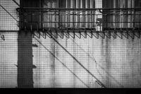 Geometric Light And Shadows - SILENT SOLILOQUY
