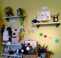 東急ハンズ梅田店『鳥鳥とねこの雑貨展』終了しました!関西つうしんの展示について - 雑貨・ギャラリー関西つうしん
